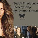 Ο Σταμάτης Καραΐσκος προτείνει το απόλυτο beach effect look