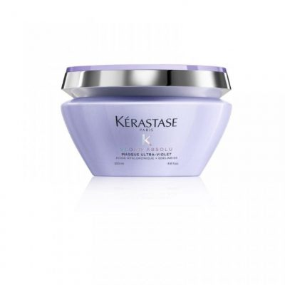 Blond Absolu Masque Ultra Violet Μάσκα με Μωβ Χρωστική για Βαμμένα Ξανθά Μαλλιά 200 ml