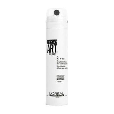 Tecni Art 6-Fix Λακ Μαλλιών 100ml