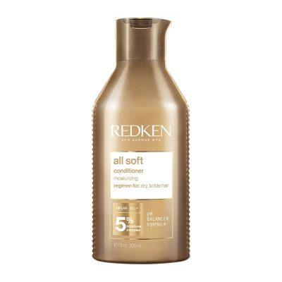 REDKEN All Soft Conditioner Απαλότητας Και Λάμψης Για Αφυδατωμένα Μαλλιά 300ml