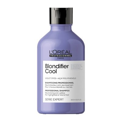 SERIE EXPERT Blondifier Σαμπουάν Για Ψυχρά Ξανθά Μαλλιά 300ml