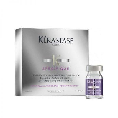 Specifique Cure Antipelliculaire Intensive Θεραπεία κατά της Πιτυρίδας 12×6 ml
