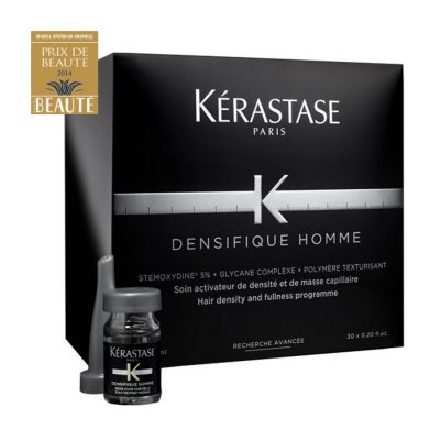 Desnsifique Cure Homme Θεραπεία Αραίωσης Μαλλιών για Άνδρες 30×6 ml
