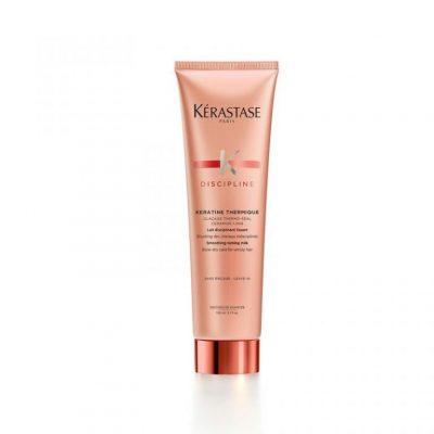 Discipline Keratine Thermique Θερμοπροστατευτικό Γαλάκτωμα για Ατίθασα Μαλλιά 150 ml