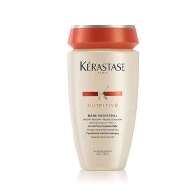 Nutritive Bain Magistral Σαμπουάν για Αφυδατωμένα Μαλλιά 250 ml