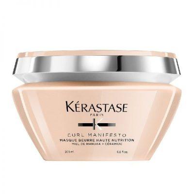 Curl Manifesto Masque Beurre Haute Nutrition Μάσκα για Σγουρά Μαλλιά 200ml