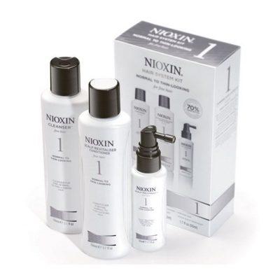 Nioxin kit system 1