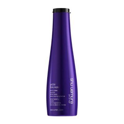 Yūbi blonde Anti-Brass Purple shampoo – Σαμπουάν για Ξανθά Μαλλιά με Μωβ Χρωστικές 300ml