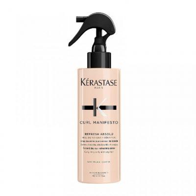 Curl Manifesto Refresh Absolu Σπρέι Ανανέωσης για Σγουρά Μαλλιά 190ml