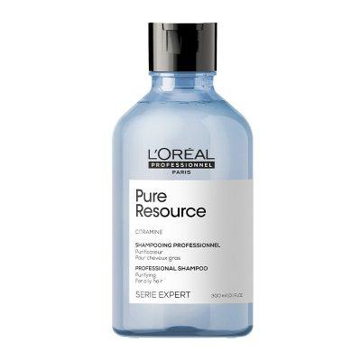 SERIE EXPERT Pure Resource Σαμπουάν Για Βαθύ Καθαρισμό 300ml