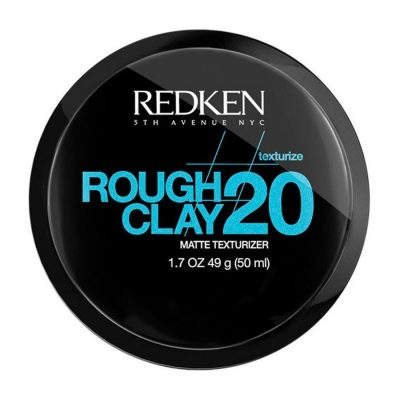 Rough Clay 20 Κρεμώδης Πηλός Για Δυνατό Κράτημα 50ml