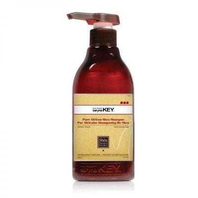 sarynaKEY – Damage Repair – Pure African shea Shampoo 300ml