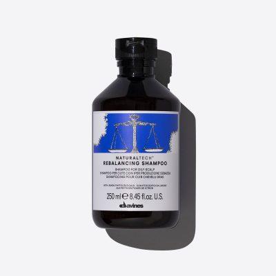 Davines Natural Tech Rebalancing Shampoo (For Oily Scalp) 250ml